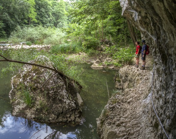 Sasca Montană – Ştinăpari – Cărbunari – Sasca Română – the Green House – Sasca Montană